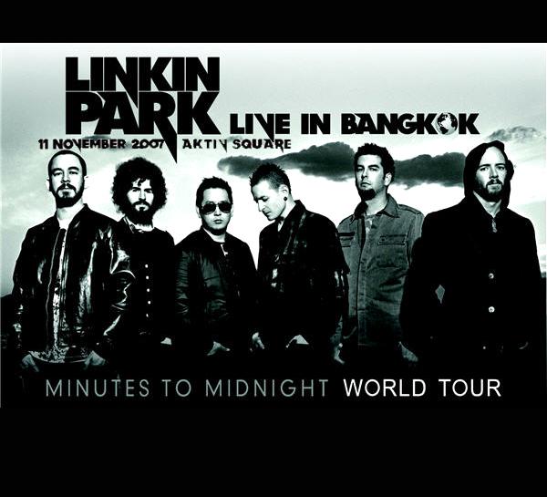 LP live BKK